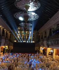 成都宴会的LED租赁服务